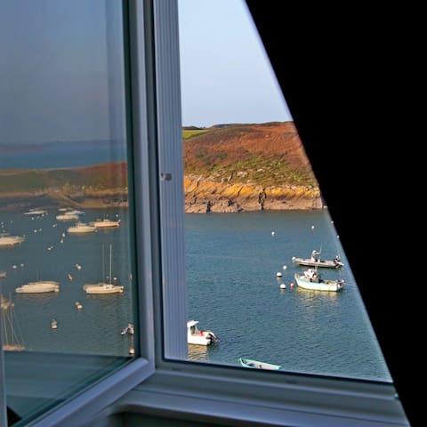Appartement 4/5 pers direct sur le port du Conquet