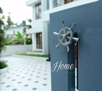 White Cottage, Trendy, modern,AIRBNB verified home - Ernakulam