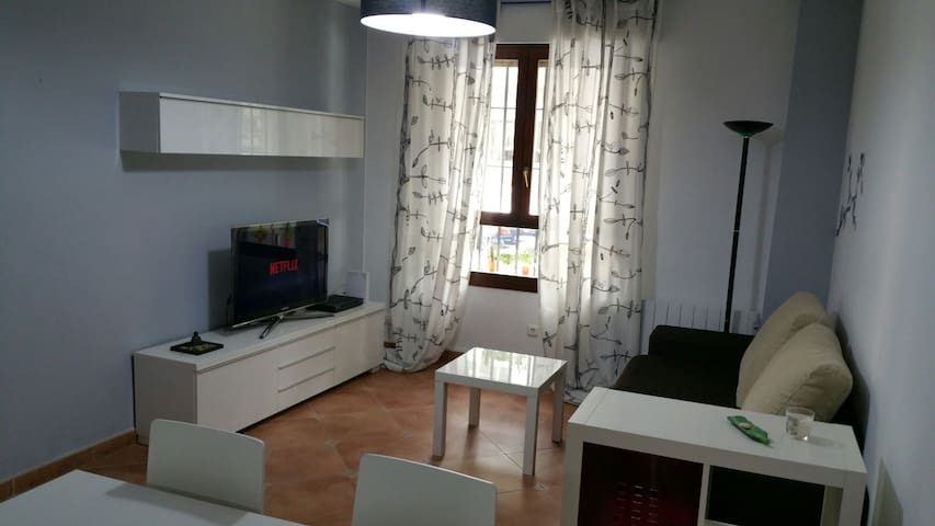 Cozy apartment + WiFi + CableTV + Netflix - Valladolid - Pis