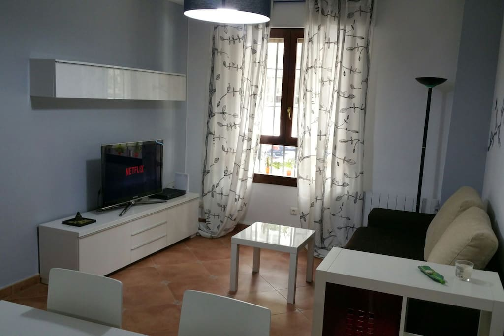 Piso c ntrico reformado wifi cabletv netflix apartamentos en alquiler en valladolid - Apartamento alquiler valladolid ...