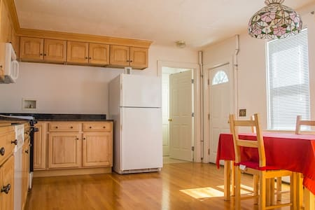 A single-family house 15 min to Boston - Winchester