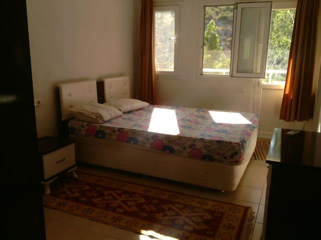 Room Teacher pension - Kaş - Apartamento