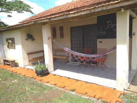 Casa  de Campo aconchegante em Sapopema-PR