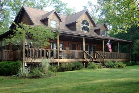 Private, Lakefront, Beautiful, FUN! - West Branch - Ház