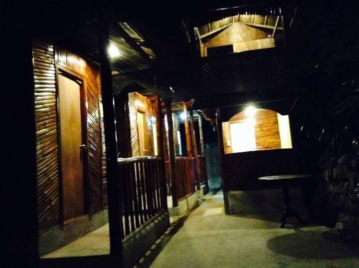 Luke's Bamboo House