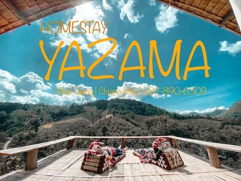 Yazama Homestay In Chiangmai nature mountain view1