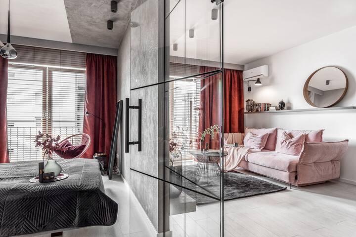 Apartamenty Tespis No. 35 Azja ( Francuska108/32)