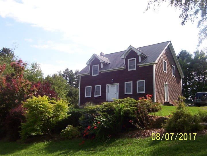 Bright, Open  and Sunny Rental in Southern Vermont