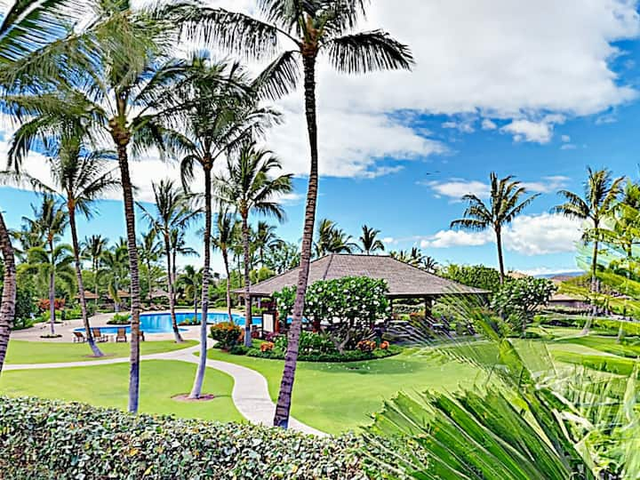 Mauna Lani All-Suite Getaway w/ Pools & Hot Tubs