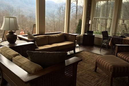 B & B at Mountain Breeze - Hendersonville