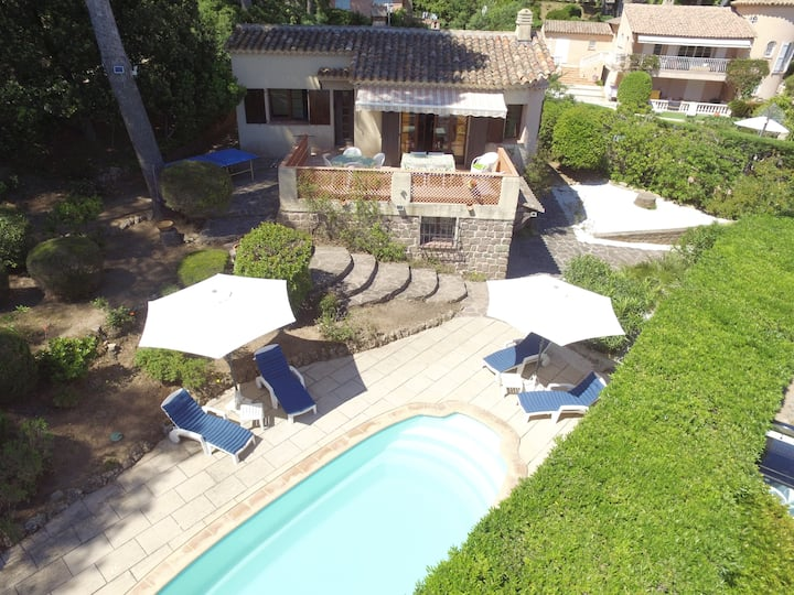Villa provençale 4 personnes la Farigoulette