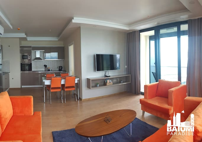 Two Bedroom Apartment at Miracle Park