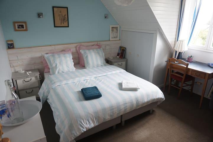 Chambre 1 modulable en 2 lits