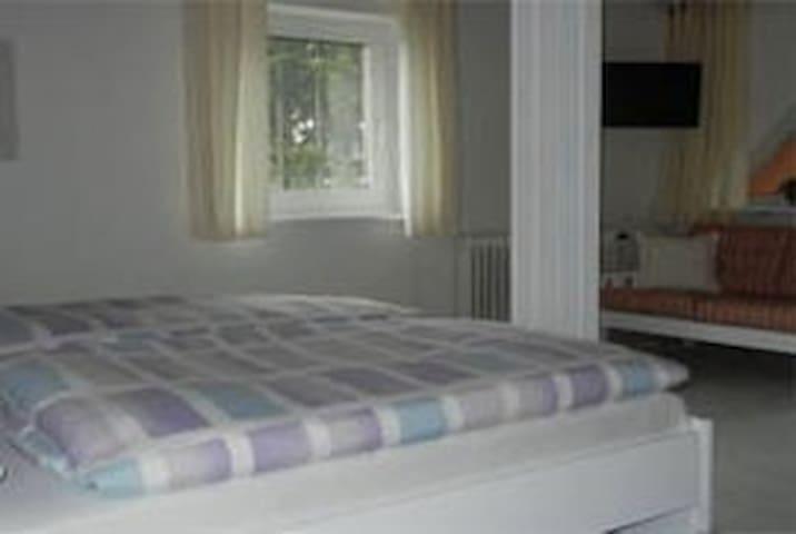 Hotel Barbara*** mit Ferienwohnungen***** (Warmensteinach), Einzelzimmer mit herrlichem Ausblick in die Natur