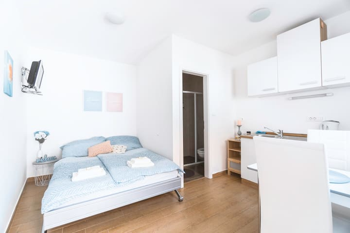 Sweet and cosy apartment in the city centre Blue 9