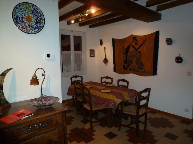 adorable maison solognote - Saint-Viâtre - Hus