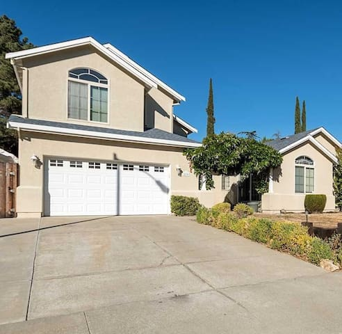 Room for rent in a House - Hayward - Casa