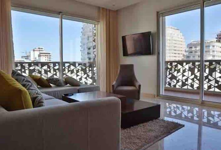 Charmant Appartement à Casablanca -  ANFA SKY