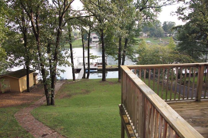 Back yard/dock/island