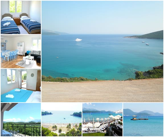 Laguna 4* apartment perfect family vacation place. - Tivat - Apartamento
