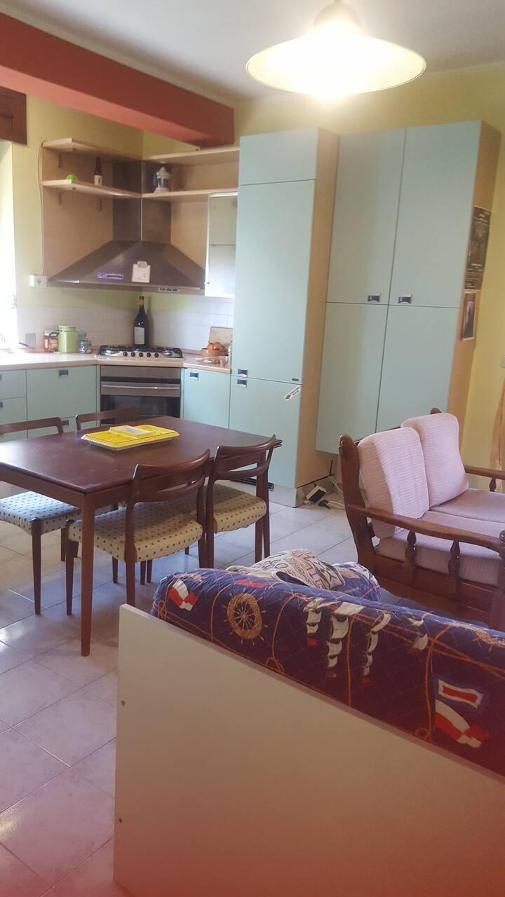 Villa - appartamento b&b nel verde della  montagna