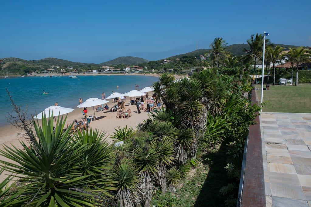 Frente praia