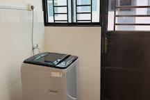 Washing machine is provided.