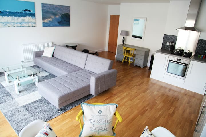 Seaquest 1, Your perfect holiday apartment - Newquay - Lägenhet