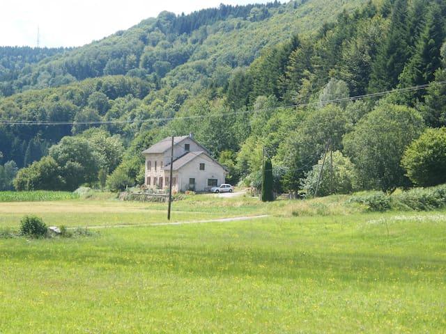 Gite Etape Les Voyageurs - Le Val-d'Ajol