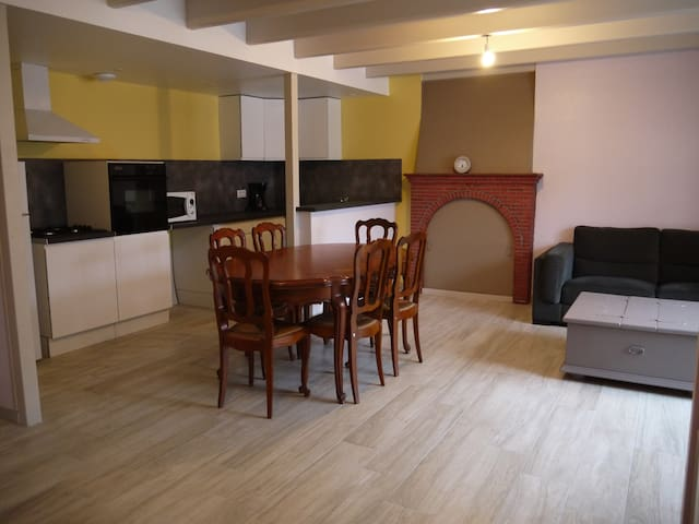 Maison rénovée proche Dinan - La Landec - House