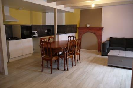 Maison rénovée proche Dinan - La Landec