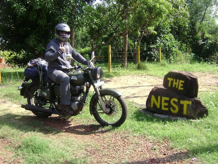 The Nest, Mahiyangana.