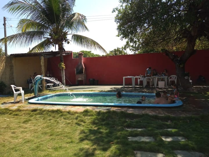 Casa de Praia Pecém - São Gonçalo do Amarante - CE