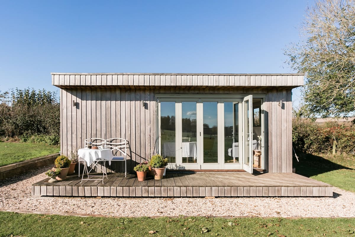 Cruxton Studio, an Idyllic Countryside Escape in Dorset