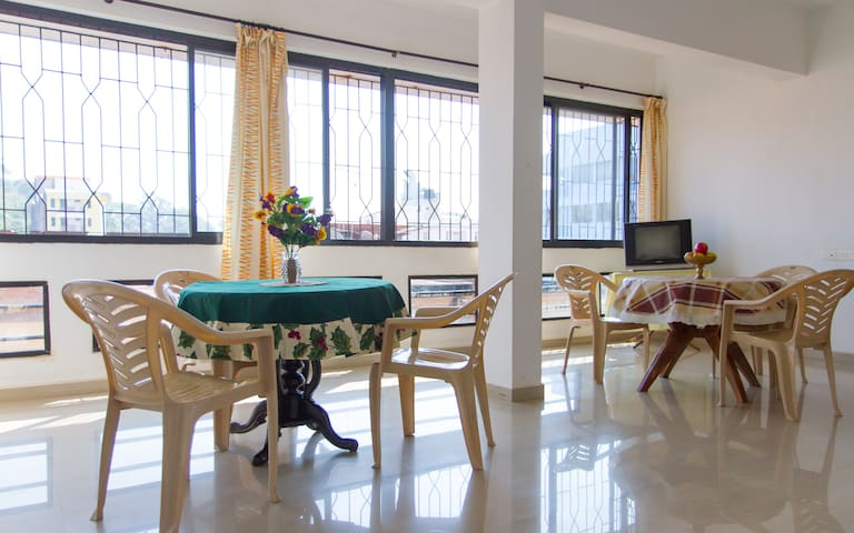 A cozy  Goan apartment in city - Margao - Huoneisto