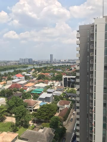 2BR 55sqm Lakeview near Impact Arena Maungthong