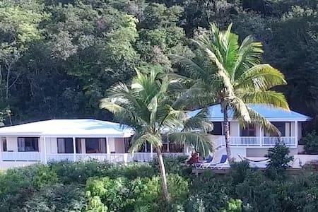 Gryphon's Lair 3Bd/3Ba with kayaks! - Tortola - Villa