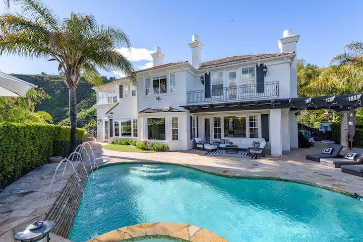 Calabasas Home on 30+ Acres (FILMING ONLY)