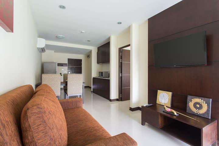 Triple Room 7 at the Lai Thai Luxury Condominiums