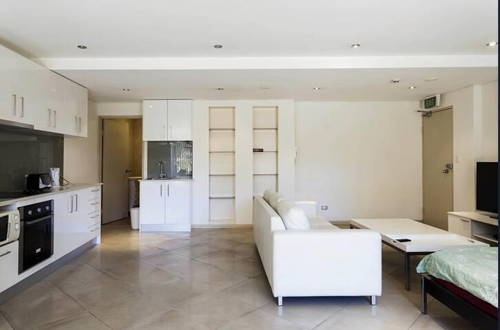 Cosy Studio in beautiful Pyrmont - Pyrmont - Apartment