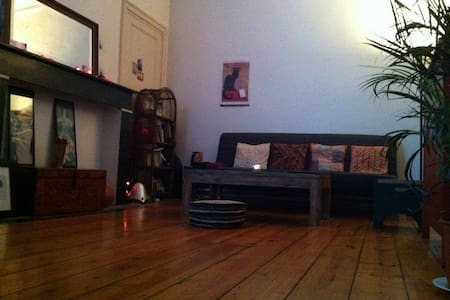 Big/charming FLAT in the BEST area!