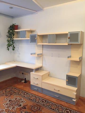 аренда уютная теплая квартира - Minsk - Apartment