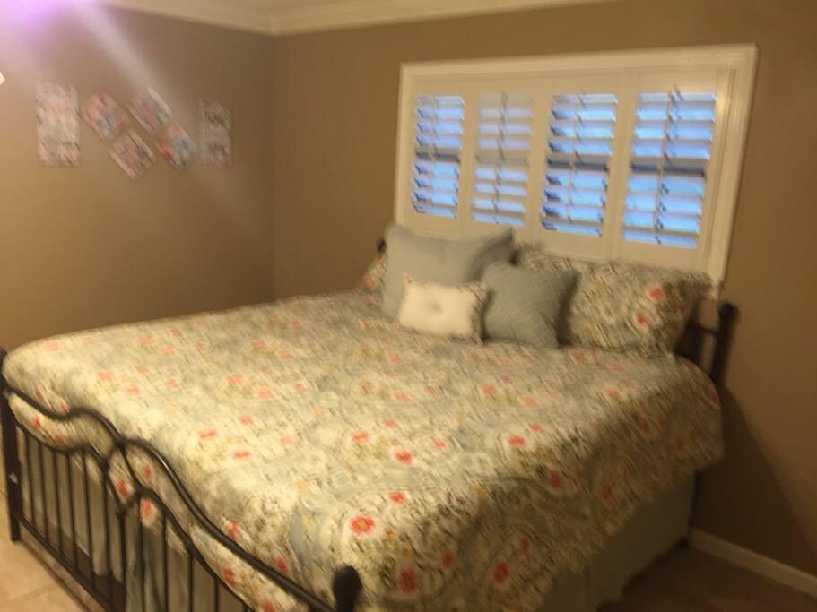 The Brazos Room