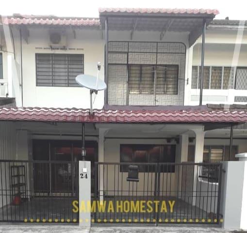 SAMWA HOMESTAY - KUANTAN CITY CENTRE