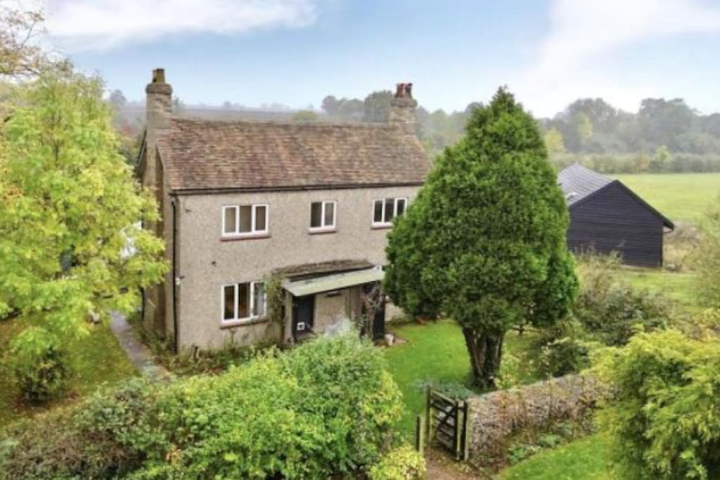 Comfortable farm cottage in rural countryside - Houses for Rent in Bedford,  England, United Kingdom