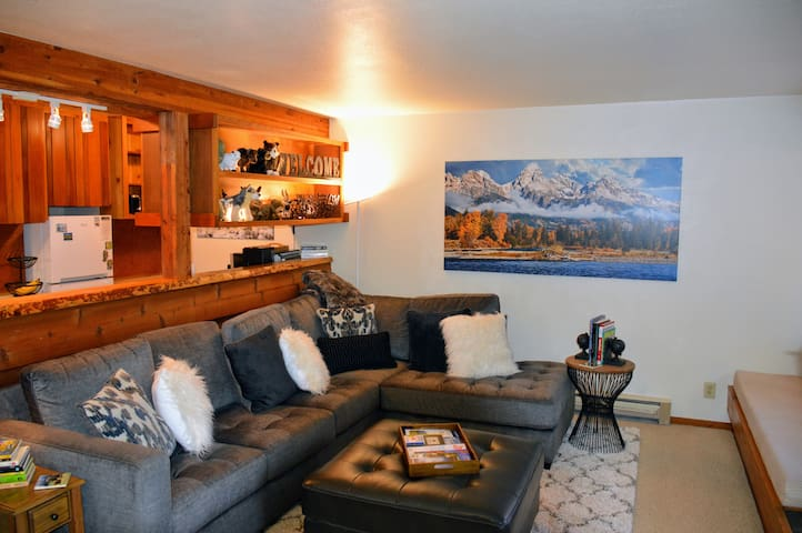 Beautiful mountain condo in great location!
