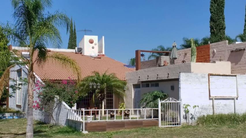 Casa / Apartamento entero en Jardines de Sta Anita