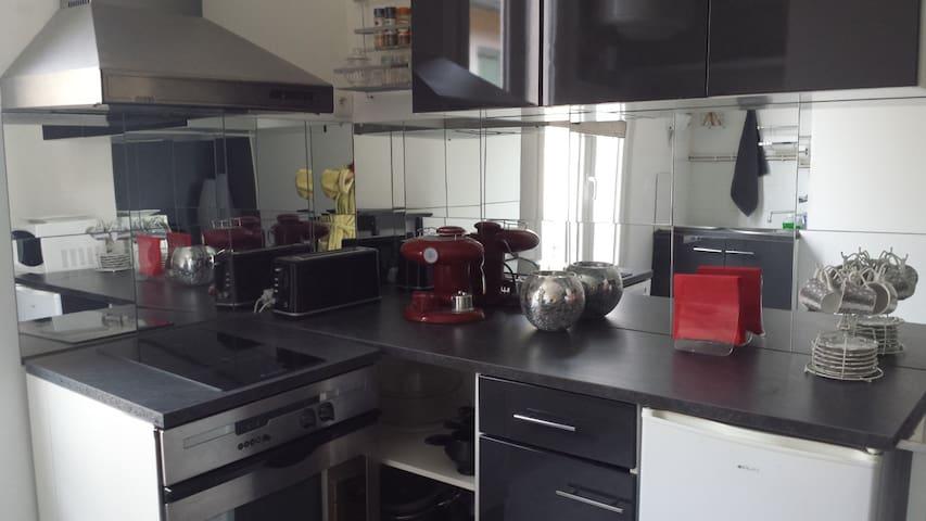 APPARTEMENT 3 PIECES - Digne-les-Bains - Apartmen