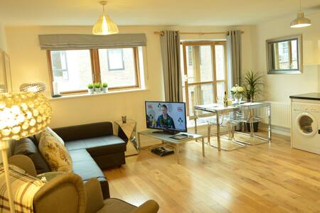Superb 2 Bed Apt Old City TempleBar