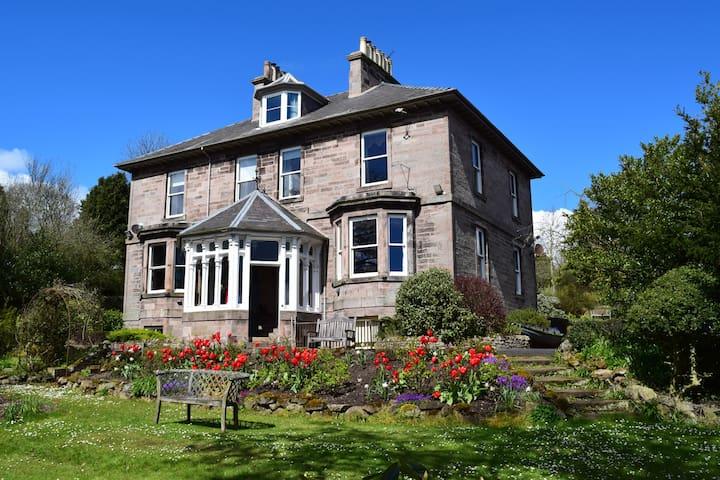 Secluded Town House B&B in Berwick-upon-Tweed - Berwick-upon-Tweed - Aamiaismajoitus